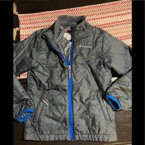 Kids Columbia jacket Sz small
